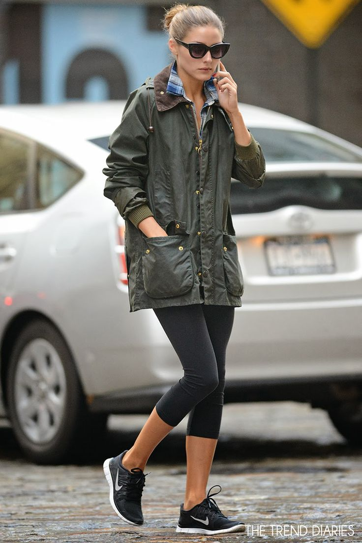 Olivia Palermo out in Brooklyn, New York City, New York - November 1, 2013 - The Trend Diaries