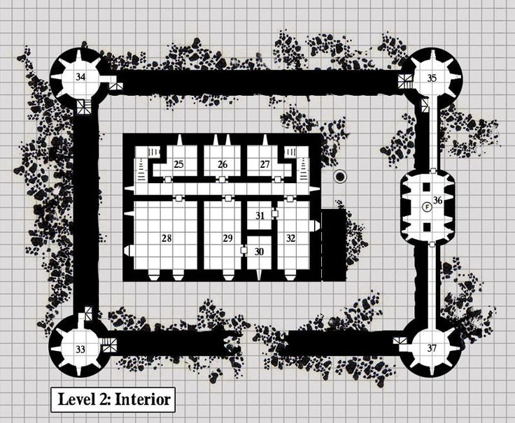 282 best d d maps images on pinterest dungeon maps for Floor 2 dungeon map