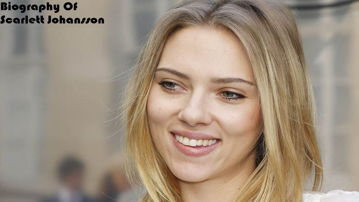 Welcome To my channel. You are watching Scarlett Johansson Biography. Click more: https://youtu.be/6V_E6H_dvMs Born: November 22 1984age 31 New York City New York U.S. Occupation: Actress singer model  Years active: 1994present Spouse(s): Ryan Reynolds married 2008; div. 2011 Children: 1 Johansson was born in New York City. Her father Karsten Johansson is an architect originally from Copenhagen Denmark and her paternal grandfather Ejner Johansson was a screenwriter and director. Her mother…