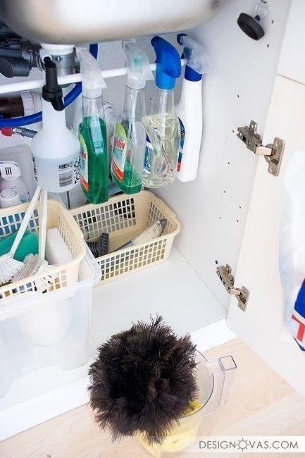 64 идей как сэкономить место, правильно организовав хранение вещей |  #хранение Круто