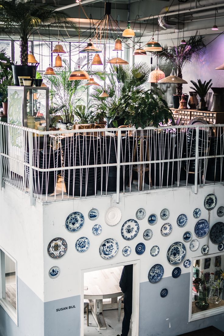 In fact, in Eindhoven, you can visit a very special space too - in fact, I encourage you to go to Eindhoven JUST to see this space because it's worth spending a day there - the Piet Hein Eek Factory and Store.