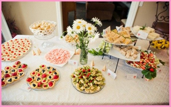 17 Best Images About Food And Menus On Pinterest: 17 Best Images About Bridal Shower Menu Ideas On Pinterest