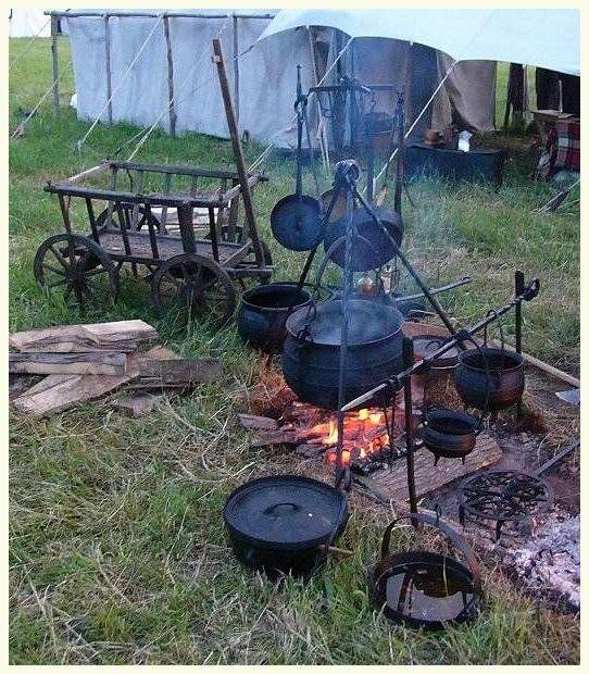 15 Best Campfire Setup Images On Pinterest