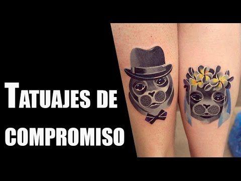 Tatuajes de Compromiso un significado compartido
