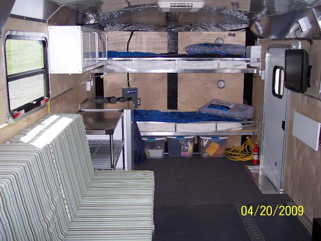 Work And Play Toy Hauler >> 20ft Enclosed Trailer-Play & Work conversion - Page 2 - Pirate4x4.Com : 4x4 and Off-Road Forum ...