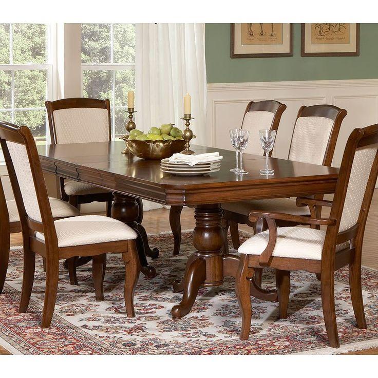 Pedestal Dining Room Table, Pedestal Dining Room Table