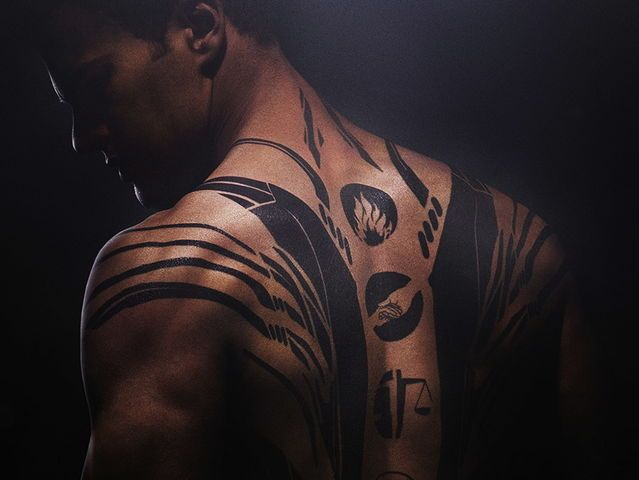 Why does Four have all of the factions tattooed on his back? 46 out of 60 not bad apparently that's enough to make it into Erudite. Not that I would want to join the pack of traitors