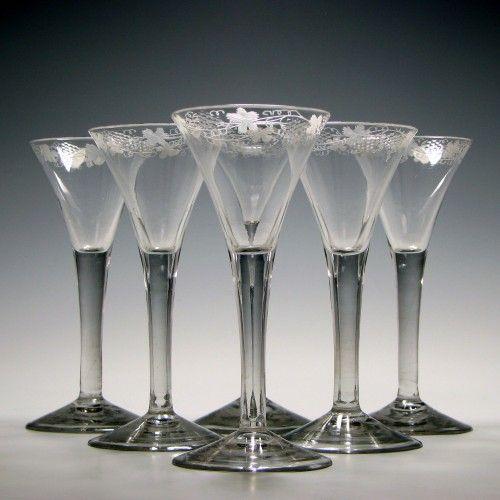 New Short Stem Wine Glasses