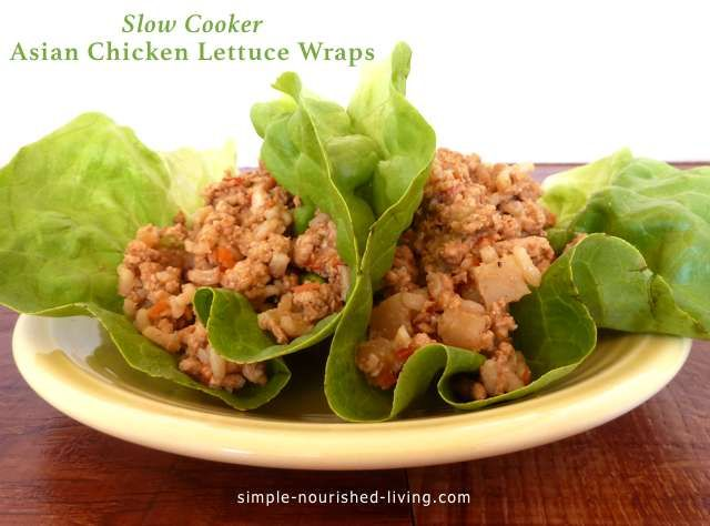 Lettuce wraps, Asian chicken and Chicken lettuce wraps on Pinterest