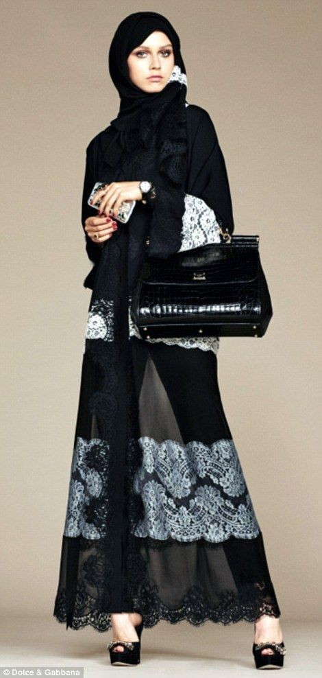 Brands such as Mango, Zara and Net-a-Porter have also offered Ramadan collections during the holy month