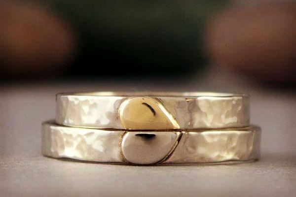 Toma nota de cuales son los cinco factores para elegir los anillos de casados…