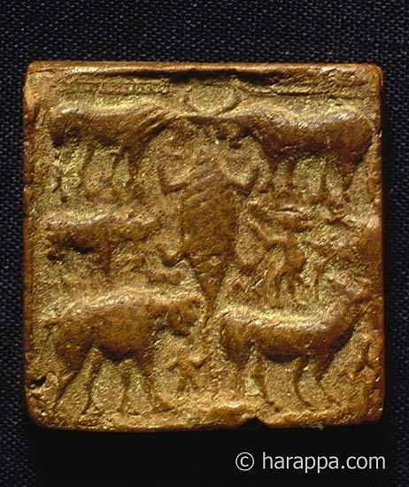 Seal, Mohenjo-Daro