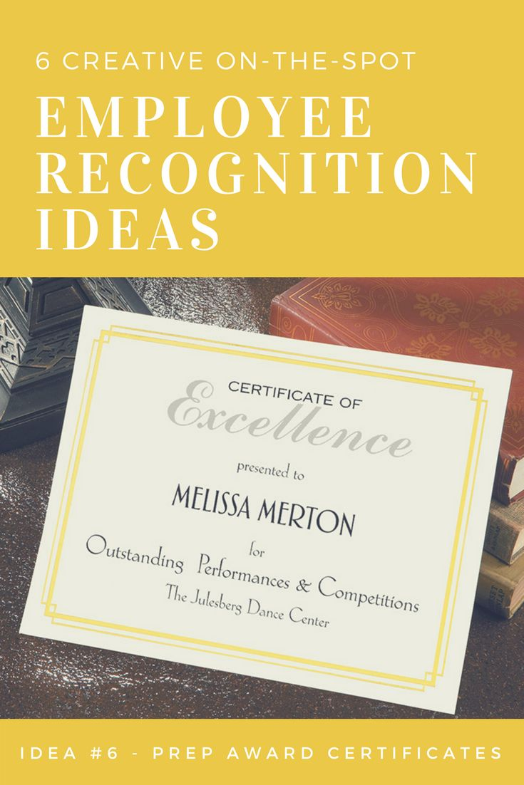 159 best Employee Recognition & Appreciation Ideas images on Pinterest