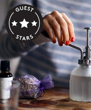 How to make your very own lavender room spray