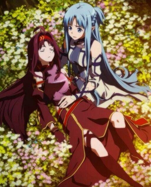 Free Manga Online Reddit: Since We Are Posting Lewds Of Yuuki... : Swordartonline