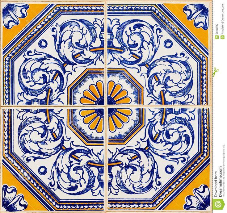 25 melhores ideias sobre azulejos portugueses no. Black Bedroom Furniture Sets. Home Design Ideas