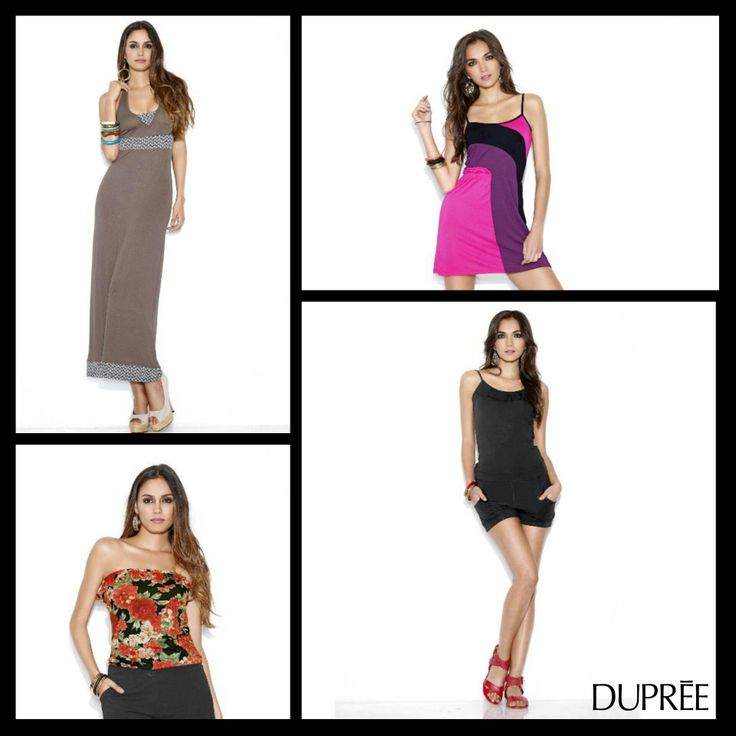 ¡Luce vestidos, enterizos, shorts en cualquier época del año!
