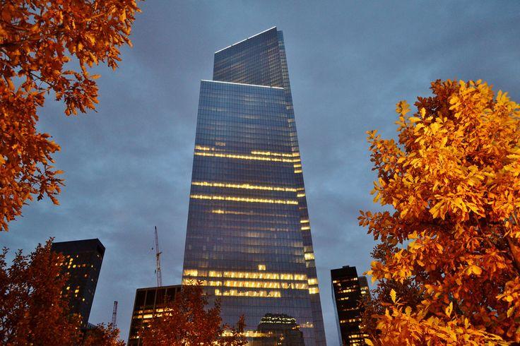 Image 1 of 9. 4 World Trade Center (New York, 2013). Image © Flickr CC user gigi_nyc