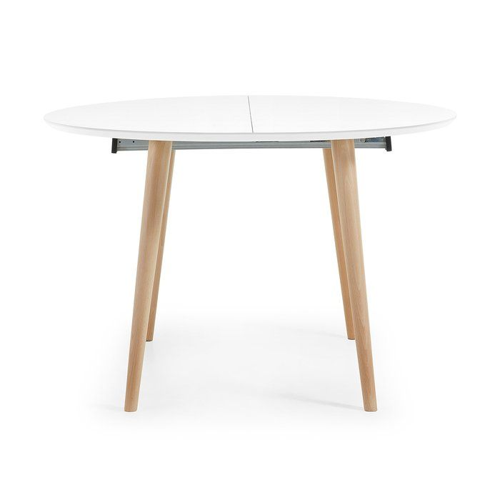 Eleonora Extendable Dining Table Dining Table Scandinavian