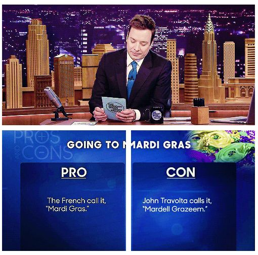 Jimmy fallon pros and cons of online dating