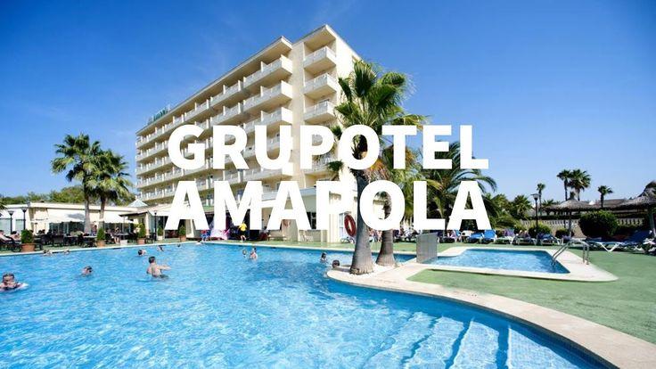 Hotel Grupotel Amapola en Playa de Muro, Mallorca, España. Visita Grupot...