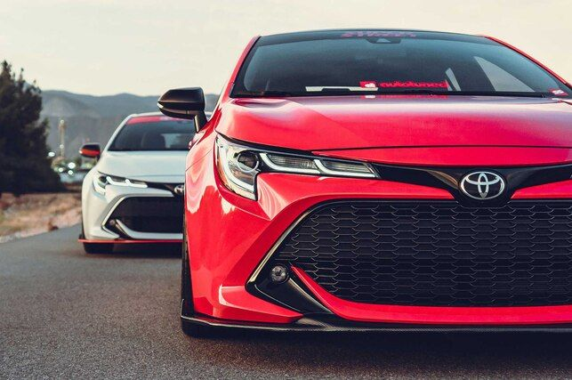 2019 Toyota Corolla Xse So Hard To Say Goodbye In 2020 Toyota Corolla Toyota Corolla Sport Corolla Hatchback
