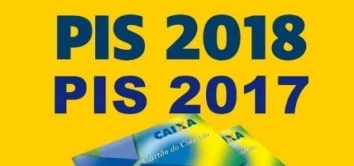 Calendário oficial do PIS 2017/2018. Saiba quando e qual valor...