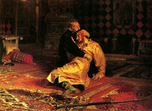 Jako syn Ivan Hrozný zemřel - verze a důkazy