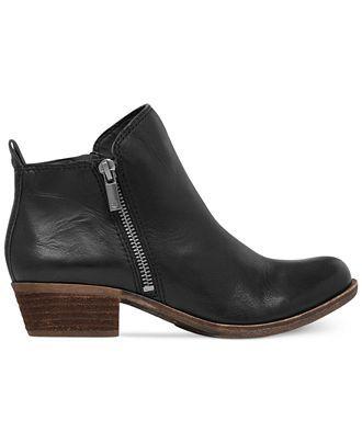 Lucky Brand Women's Basel Booties - Juniors - Macy's