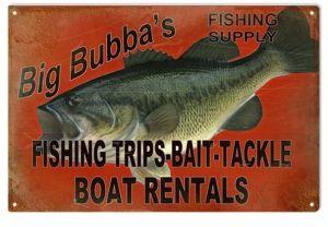 Big Bubbas Fishing Trips -