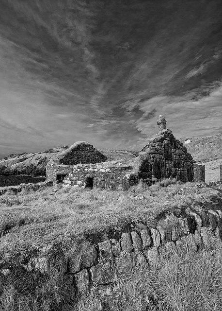 St. Helen's Oratory, Cape Cornwall, West Penwith by saffron100_uk, via Flickr