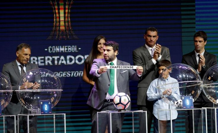 Chapecoense will now play in the Copa Libertadores as a result of winning the Copa Sudamerica