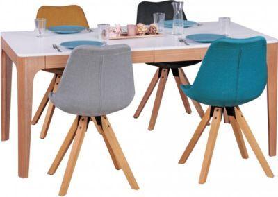 Esstisch weiß 160 ausziehbar  Die besten 25+ Holztisch ausziehbar Ideen nur auf Pinterest ...