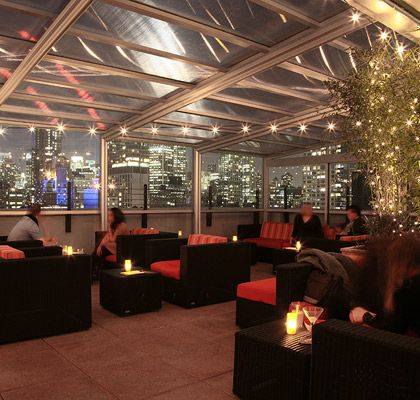 Y Rooftop In Chelsea Nyc Datenight Date Night The City Manhattan Restaurants Bar Grill