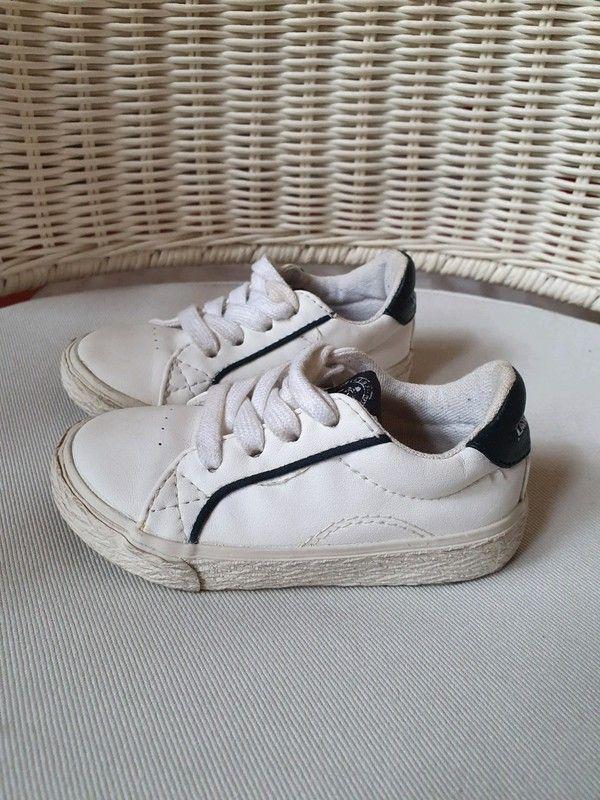 Zara Buty Sportowe 22 White Sneaker Tretorn Sneaker Shoes