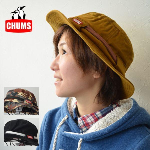 【楽天市場】CHUMS チャムス 帽子  ハット [TG Hat] タゲットハット チャムス帽子 山ガール帽子:帽子屋 おしゃれ小町