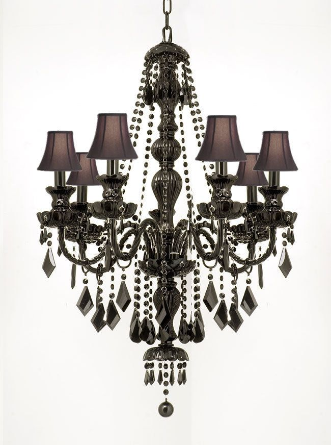 black chandelier lighting. above the bed or in sitting area new jet black crystal chandelier lighting black chandelier lighting