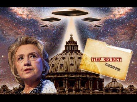 I POTENTI SANNO MOLTE COSE SUGLI UFO ecco una email tra 2 illustri personaggi Alieni buoni, Energia di Punto Zero e Vaticano nelle mail del braccio destro di...