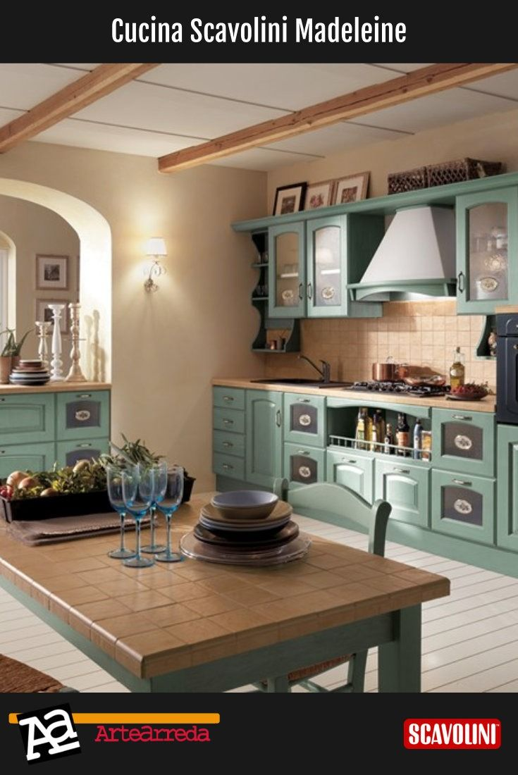 Cucina Scavolini Madeleine | Cucine Scavolini in 2019 | Cucine ...