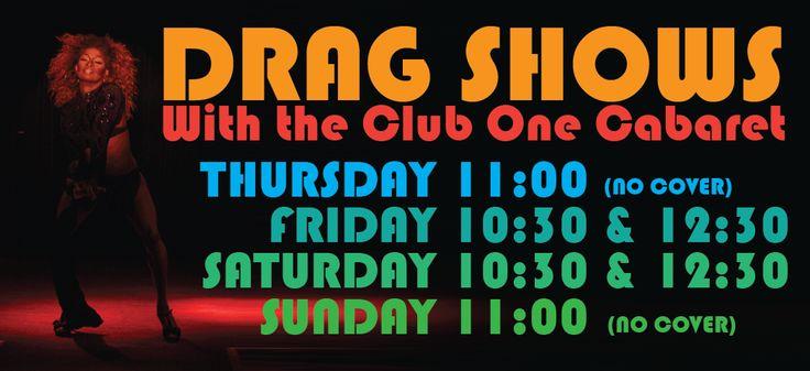 Club One | Savannah, GA | Dance Club Drag shows, lesbian burlesque, DANCING