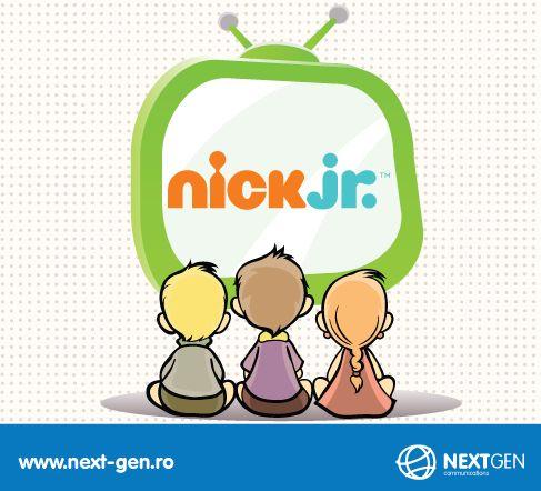 NextGen a introdus in grila TV digital Nick Jr. Acum copiii se pot bucura de si mai multe desene animate educative.