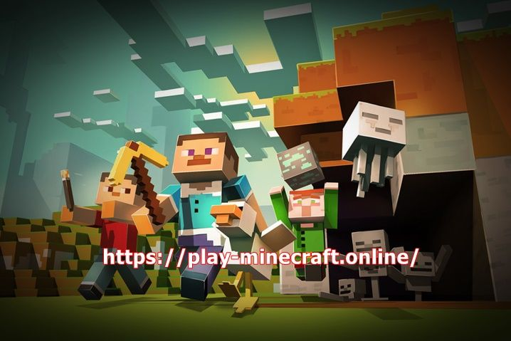 What do you think about playing online games with real minecraft? Join the online minecraft universe and play with real people https://play-minecraft.online/