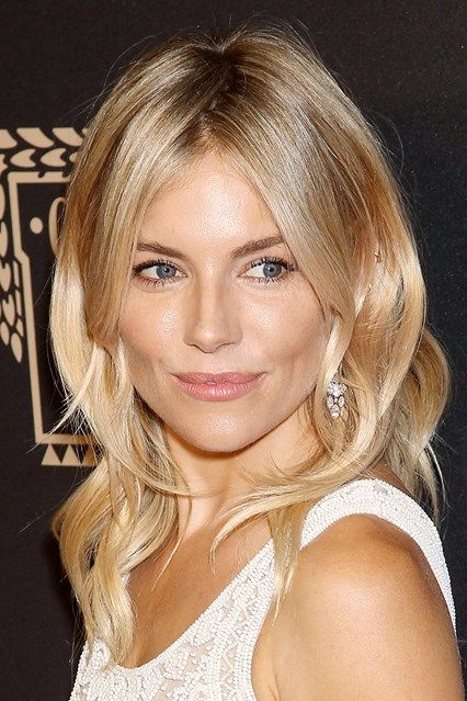 Sienna Miller: Beauty Look Book