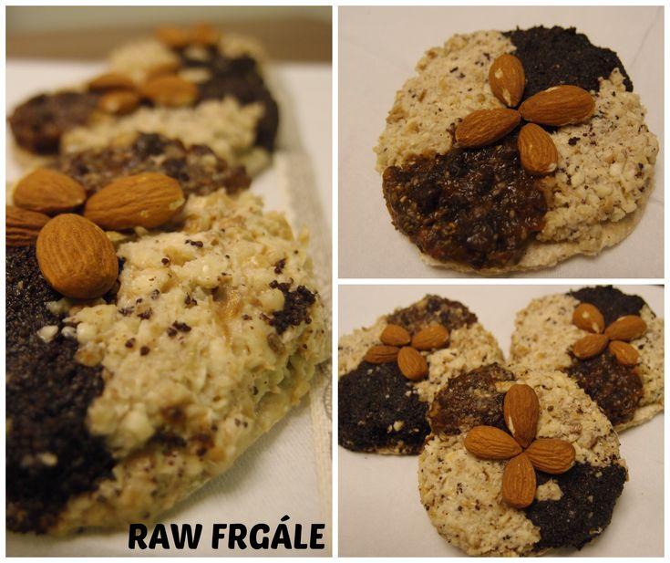 Raw a veganské recepty | sladká jídla, dezerty | Raw strava - obchod s živou stravou