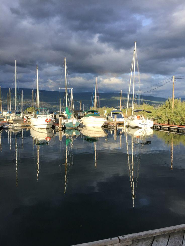 Summerland marina