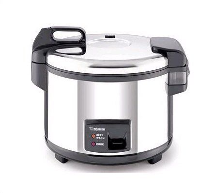 20-Cup Commercial Rice Cooker