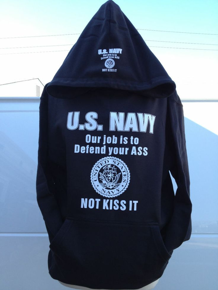 U.S. NAVY MILITARY USA US PATRIOTIC AMERICAN BLACK HOODED SWEATSHIRT GIFT HOODIE