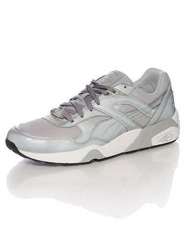 #FashionVault #puma #Men #Footwear - Check this : PUMA MENS Silver Footwear / Sneakers for $89.95 USD