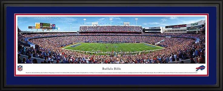 Buffalo bills ralph wilson stadium nfl panorama 199