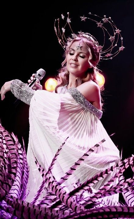 Image result for kylie minogue headpiece